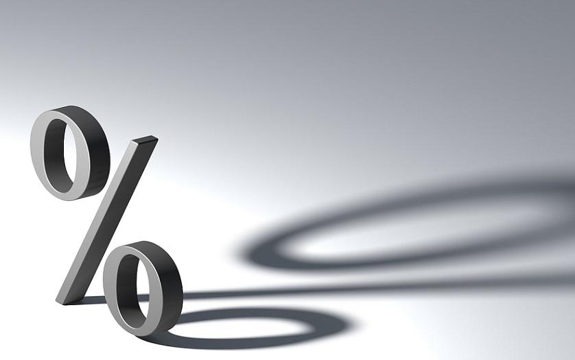 リース期間の年数でリース料率が異なる